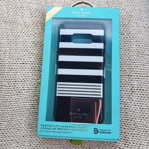 KATE SPADE Galaxy s8+ Striped Phone Case